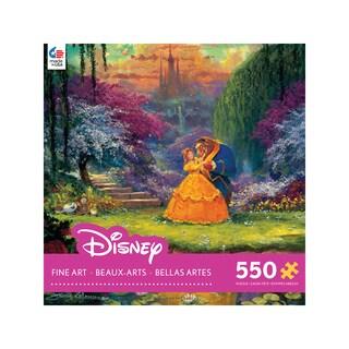 Disney Fine Art - Garden Waltz: 550 Pcs