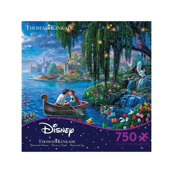 Thomas Kinkade Disney Dreams - The Little Mermaid II: 750 Pcs