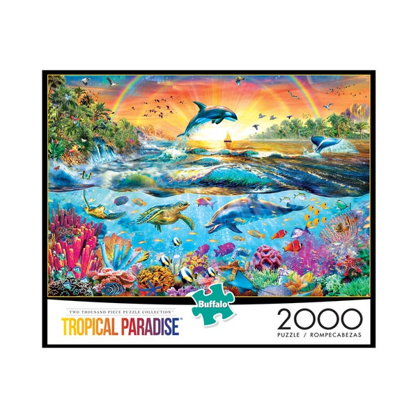 Tropical Paradise: 2000 Pcs