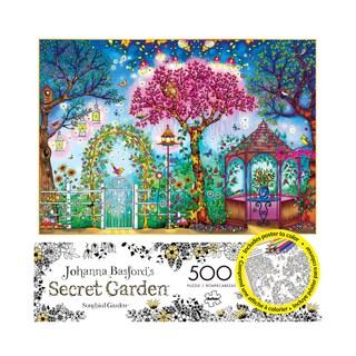 Johanna Basford's Secret Garden - Songbird Garden: 500 Pcs