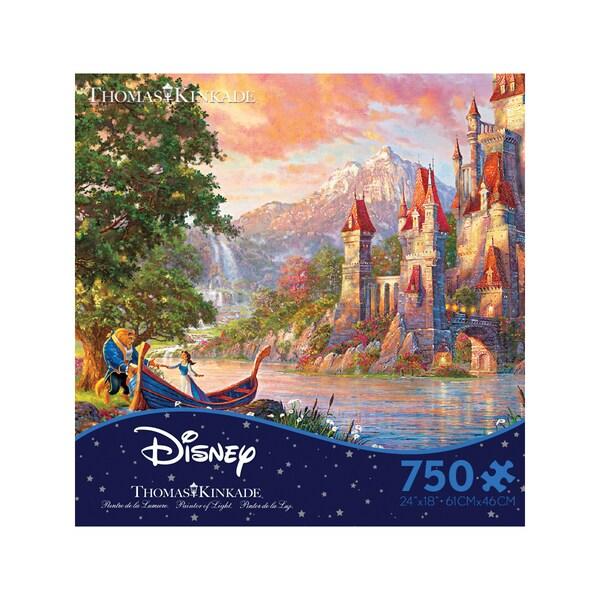 Thomas Kinkade Disney Dreams - Beauty and the Beast II: 750 Pcs