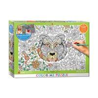 Color-Me Puzzle - Tiger: 500 Pcs