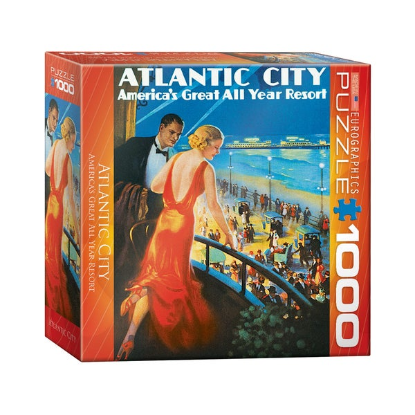 Atlantic City: 1000 Pcs