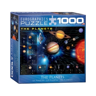 The Planets: 1000 Pcs
