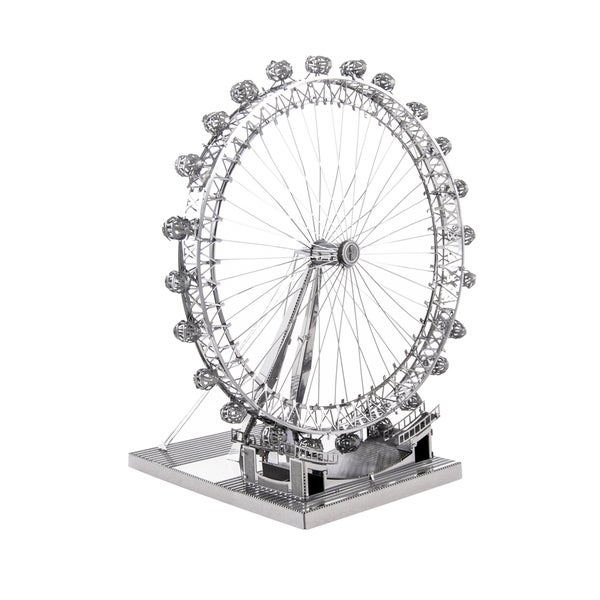 ICONX 3D Metal Model Kit - London Eye
