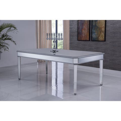 Elegant Lighting Contempo 80 inch Dining Table