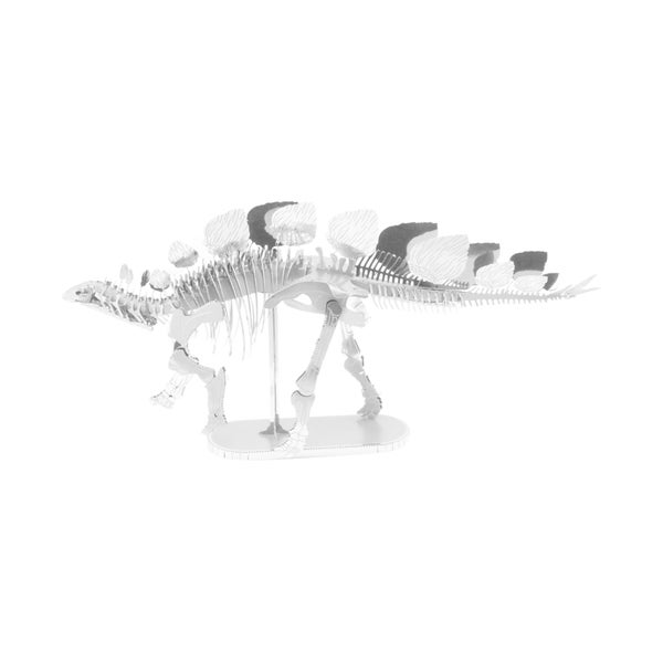 Metal Earth 3D Laser Cut Model - Stegosaurus