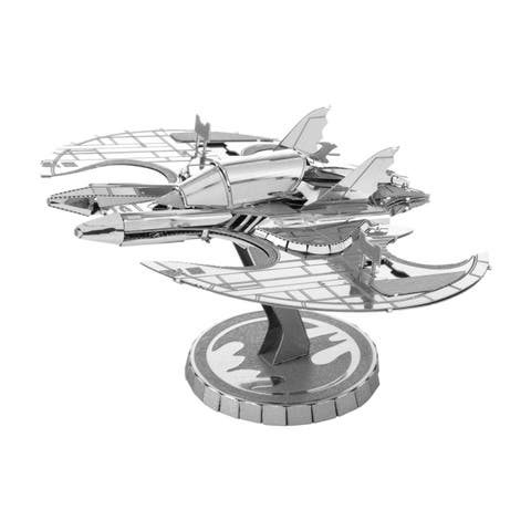 Metal Earth 3D Laser Cut Model - Batman: 1989 Batwing - Multi