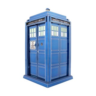 Metal Earth 3D Laser Cut Model - Dr. Who Tardis