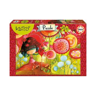 Ketto - Jungle of Flowers: 200 Pcs|https://ak1.ostkcdn.com/images/products/15615070/P22048759.jpg?impolicy=medium