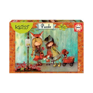 Ketto - Adele: 500 Pcs