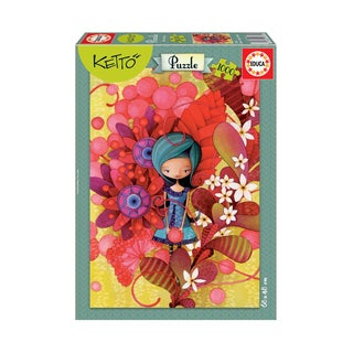 Ketto - Blue Lady: 1000 Pcs