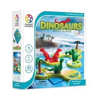 Dinosaurs - Mystic Islands - Blue