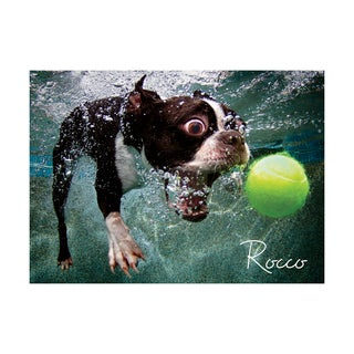 Underwater Dogs: Rocco Jigsaw Puzzle: 1000 Pcs