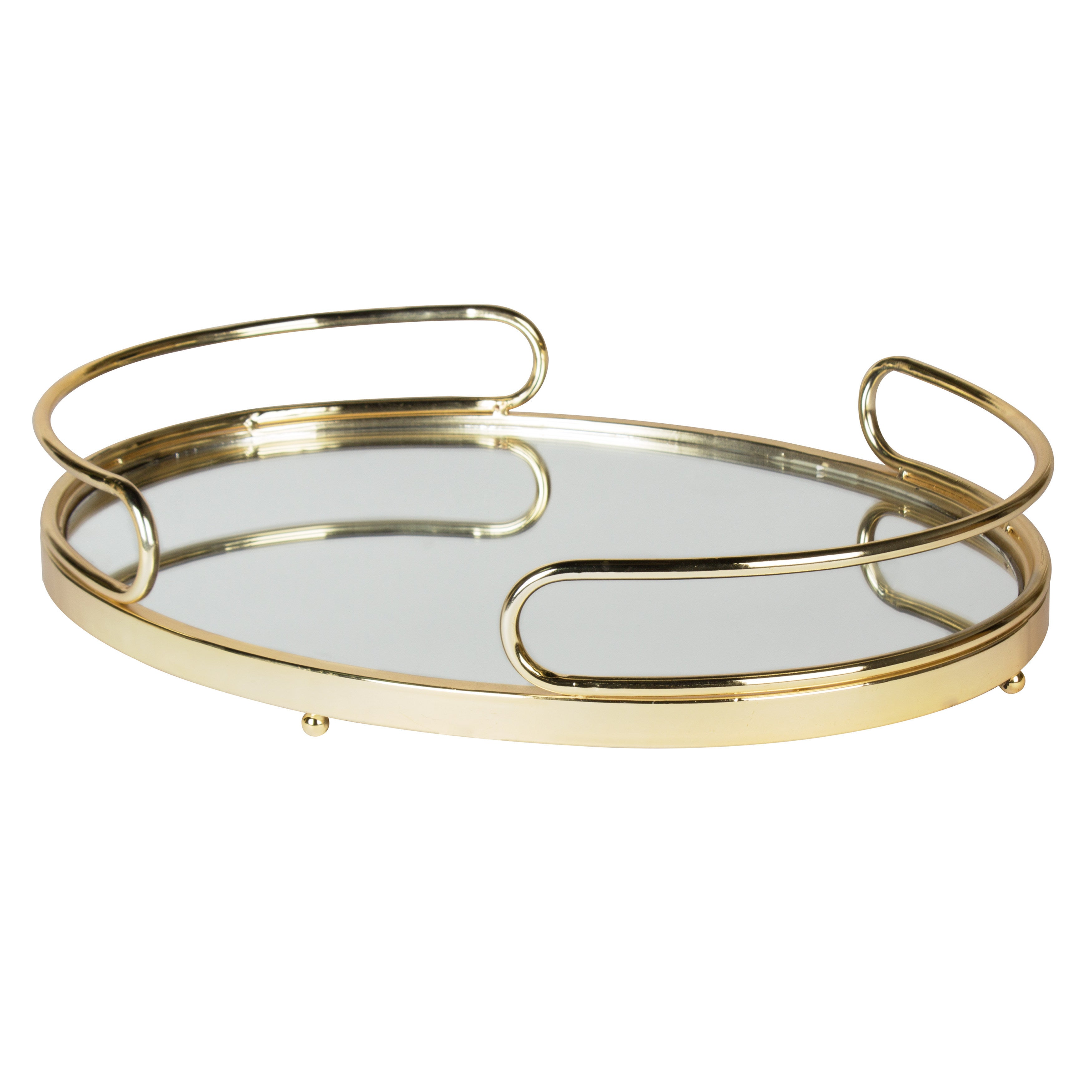 decor and gold products nook tray cranny plates decorative