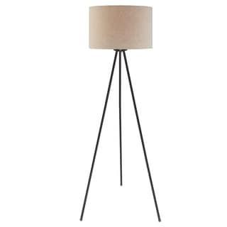 Link to Lite Source 1-Light Tuillio Floor Lamp Similar Items in Floor Lamps