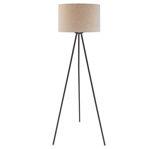 Lite Source 1-Light Tuillio Floor Lamp