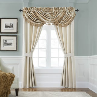 Croscill Nadalia 84-inch Rod Pocket Curtain Panel - N/A
