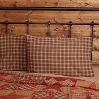 Dawson Star 100% Cotton Pillow Case Set