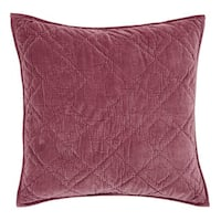 Eleanor Quilted Euro Sham