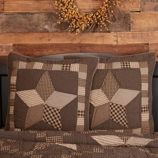 Farmhouse Star Euro Sham
