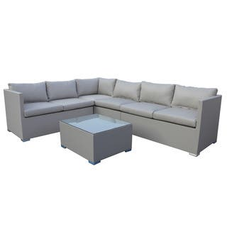 Es Sectional Sofa Set With 5 Pieces