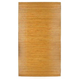 Bali Natural Rayon from Bamboo Oversized Area Rug, 9.5' x 14' (Bali)