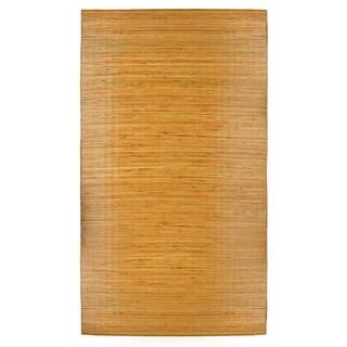 Bali Natural Rayon from Bamboo Oversized Area Rug, 9.5' x 14' (Bali)