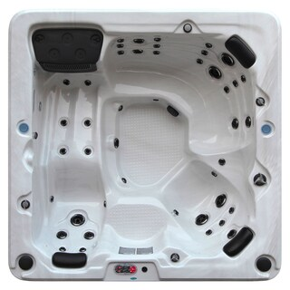 Toronto 6-Person 44 Jet Hot Tub
