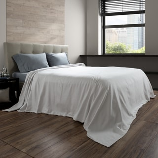 Lavish Home Soft Breathable 100-percent Cotton Blanket