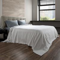 Windsor Home Soft Breathable 100-percent Cotton Blanket