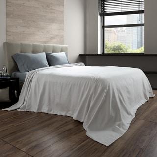 Windsor Home Soft Breathable 100-percent Cotton Blanket