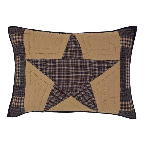 Teton Star Cotton Standard Sham