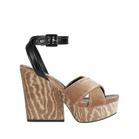 Sergio Rossi Women's Hannelhore Velvet Shoes