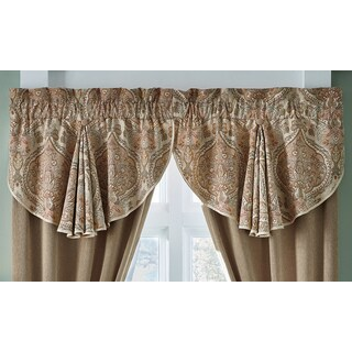 Croscill Birmingham Muticolor 24-inch Circle Curtain Valance