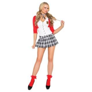 Elegant Moments 2-piece Schoolgirl Costume
