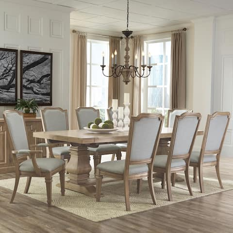 Vintage 18th Century French Neoclassic Design Dining Set