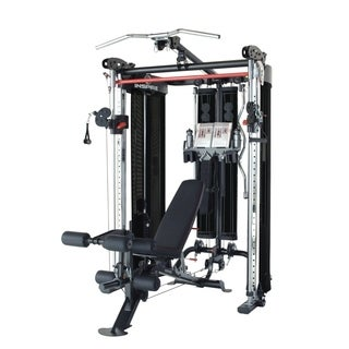 Inspire Fitness Ft2 Functional Trainer and Smith Station Fully Loaded