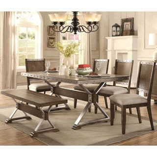 Size 8-Piece Sets Kitchen & Dining Room Sets For Less | Overstock.com