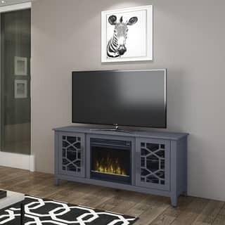 Clarion TV Stand for TVs up to 60 inches with Electric Fireplace - Cool Gray https://ak1.ostkcdn.com/images/products/15616663/P22050160.jpg?impolicy=medium