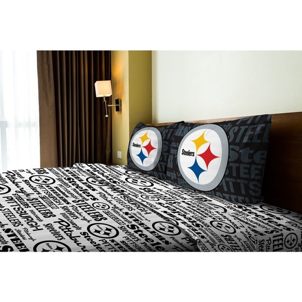 NFL 821 Steelers Full Sheet Set Anthem