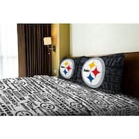 NFL 821 Steelers Full Sheet Set Anthem