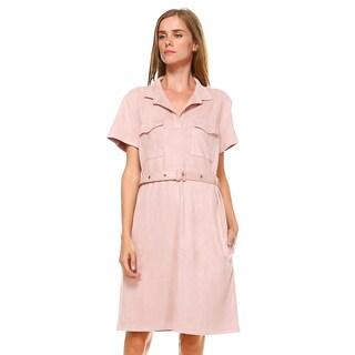 Morning Apple Women's Allison Shirt Dress