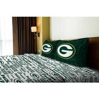 NFL 821 Packers Full Sheet Set Anthem