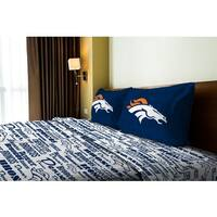 NFL 821 Broncos Full Sheet Set Anthem