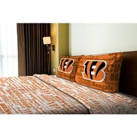 NFL 821 Bengals Full Sheet Set Anthem