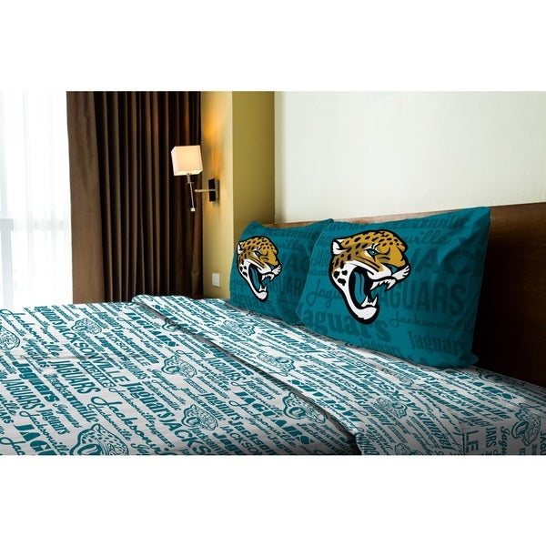 NFL 821 Jaguars Full Sheet Set Anthem