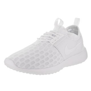Nike Women's Juvenate White No-tongue Design Running Shoes