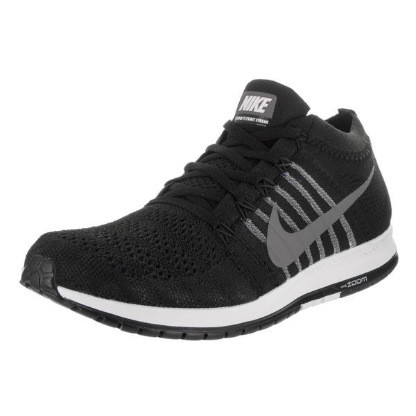 Shop Nike Unisex Flyknit Streak Black