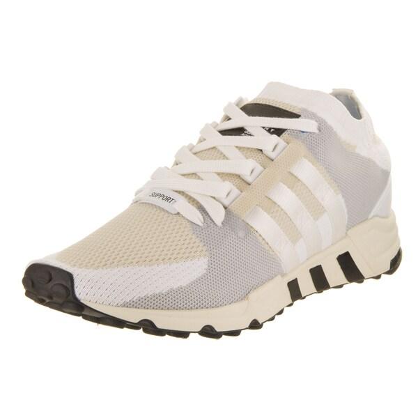 8be7165acbd2 Adidas Men  x27 s EQT Support RF PK Originals White Fabric Running Shoes